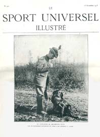 Sport universel illustre 23 11 1913 miniature